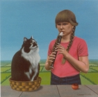 The Cat Charmer
